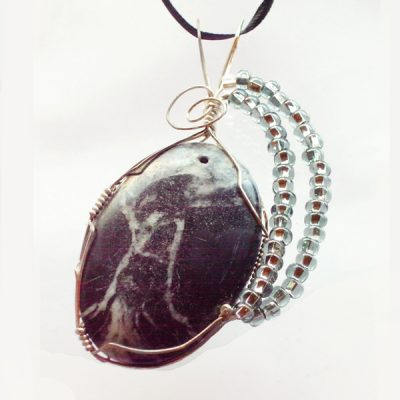 Picture (Earth-Crow) Jasper front view