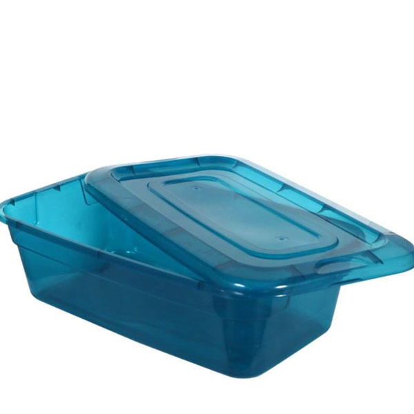 Plastic-Shoe-Box for Jewelry Making Class